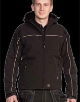 ocean thor soft shell black small