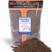 sonu exploding fishmeal feeder