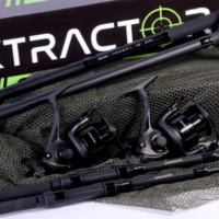 XTRACTOR 2 ROD CARP KIT (2)